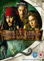 Pirates of the Caribbean: Dead Man's Chest [2 Discs] [Blu-ray]