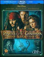 Pirates of the Caribbean: Dead Man's Chest [3 Discs] [Blu-ray/DVD]