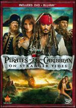 Pirates of the Caribbean: On Stranger Tides [2 Discs] [DVD/Blu-ray]