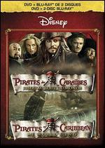 Pirates of the Caribeean: At World's End [French] [Blu-ray/DVD]
