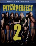 Pitch Perfect 2 [Includes Digital Copy] [Blu-ray/DVD] - Elizabeth Banks