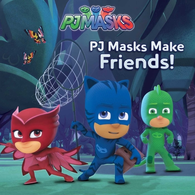 Pj Masks Make Friends! - Spinner, Cala (Adapted by)