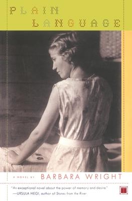 Plain Language - Wright, Barbara