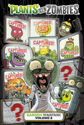 Plants vs. Zombies: Garden Warfare Volume 3 - Tobin, Paul