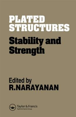 Plated Structures - Narayanan, R (Editor)