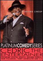 Platinum Comedy Series: Cedric the Entertainer - Starting Lineup - Leslie Small