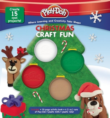 Play-Doh: Christmas Craft Fun - Amerikaner, Susan