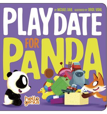 Playdate for Panda - Dahl, Michael