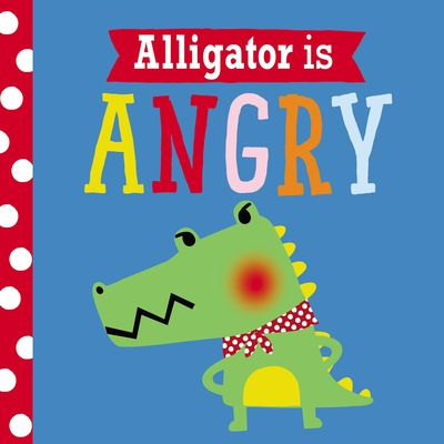 Playdate Pals Alligator Is Angry - Make Believe Ideas Ltd