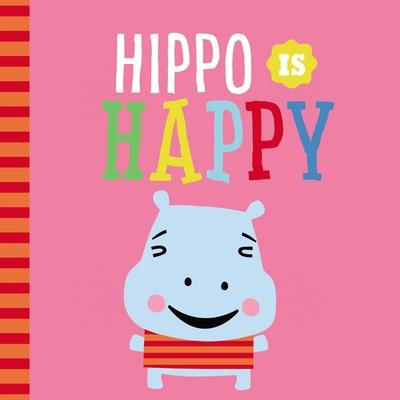 Playdate Pals Hippo Is Happy - Make Believe Ideas Ltd