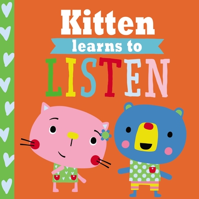 Playdate Pals Kitten Learns to Listen - Make Believe Ideas Ltd