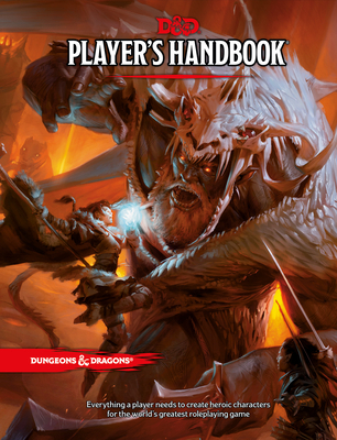 Player's Handbook - Wizards RPG Team