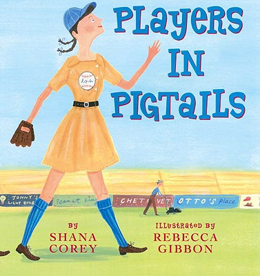Players in Pigtails - Corey, Shana