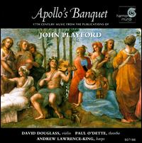 Playford: Apollo's Banquet - Andrew Lawrence-King (double harp); Andrew Lawrence-King (harp); Andrew Lawrence-King (guitar);...