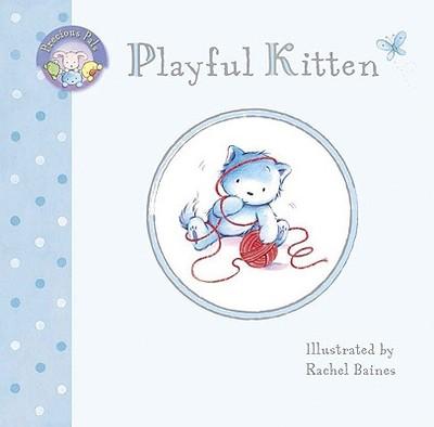 Playful Kitten -