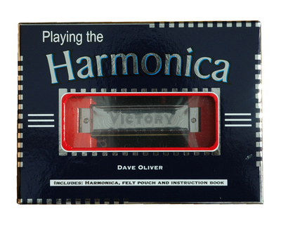 Playing the Harmonica - Oliver, Dave