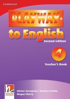 Playway to English Teacher's Book, Book 4 - Gerngross, Gunter