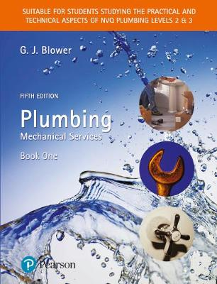 Plumbing Book One - Blower, G. J. (Editor)