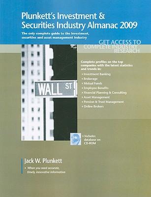 Plunkett's Investment & Securities Industry Almanac - Plunkett, Jack W (Editor)