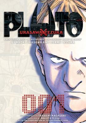 Pluto: Urasawa X Tezuka, Vol. 1 - Urasawa, Naoki