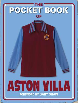 Pocket Book of Aston Villa - Woodhall, Dave