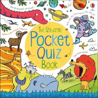 Pocket Quiz Book - Tudhope, Simon