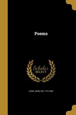Poems - Carr, John (Creator)