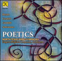 Poetics - Christopher Deane (percussion); North Texas Wind Symphony; Eugene Corporon (conductor)