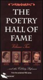 Poetry Hall of Fame, Vol. Two