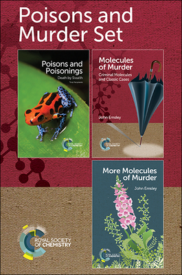 Poisons and Murder Set - Emsley, John, and Hargreaves, Anthony E.