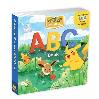Pok?mon Primers: ABC Book, 1 - Whitehill, Simcha