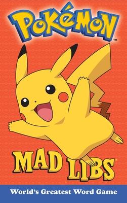 Pokemon Mad Libs - Luper, Eric