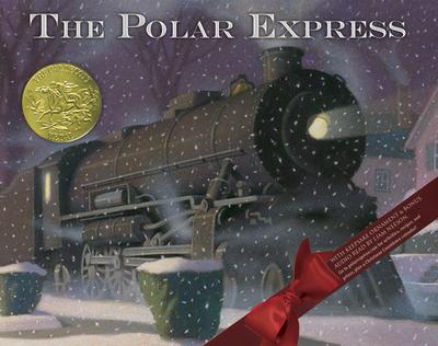 Polar Express 30th Anniversary Edition - Van Allsburg, Chris