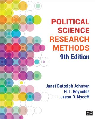 Political Science Research Methods - Johnson, Janet B, and Reynolds, H T, and Mycoff, Jason D