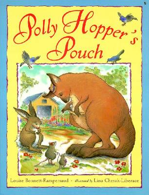 Polly Hopper's Pouch - Bonnet-Rampersaud, Louise, and Monfried, Lucia (Editor)