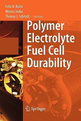 Polymer Electrolyte Fuel Cell Durability - Buchi, Felix N (Editor), and Inaba, Minoru (Editor), and Schmidt, Thomas J (Editor)