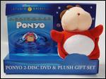 Ponyo [2 Discs] [With Plush Toy]