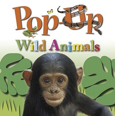 Pop-Up Wild Animals - DK Publishing (Creator)