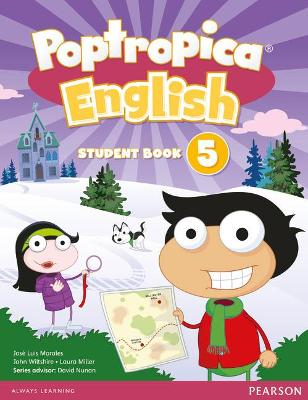Poptropica English American Edition 5 Teacher's Edition & Online World Access Card Pack - Miller, Laura, and Wiltshier, John