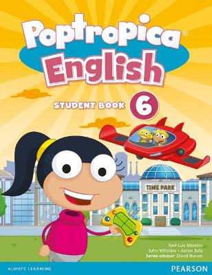 Poptropica English American Edition 6 Student Book - Jolly, Aaron, and Wiltshier, John