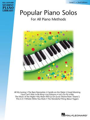 Popular Piano Solos - Level 1: Hal Leonard Student Piano Library - Blake, And Jeff Schroedl