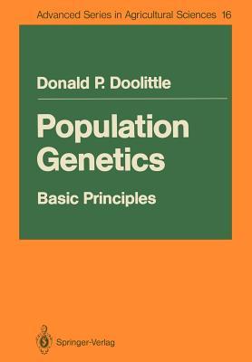 Population Genetics:: Basic Principles - Doolittle, Donald P