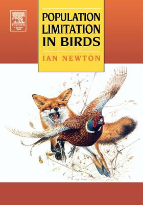 Population Limitation in Birds - Newton, Ian