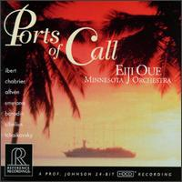 Ports of Call - Minnesota Orchestra; Eiji Oue (conductor)