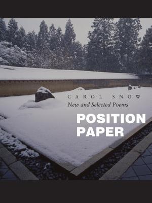 Position Paper - Snow, Carol