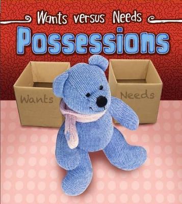 Possessions - Staniford, Linda