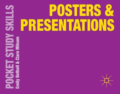 Posters and Presentations - Bethell, Emily, and Milsom, Clare
