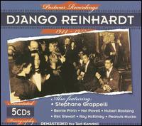 Postwar Recordings 1944-1953 - Django Reinhardt