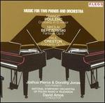 Poulenc, Berezowski, Creston: Music for Two Pianos and Orchestra