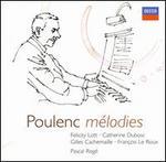 Poulenc: Mélodies